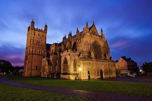 Exeter Catherdral