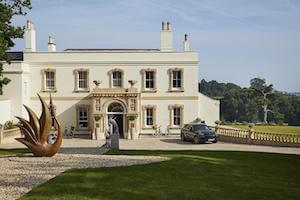 Lympstone Manor Michael Caines