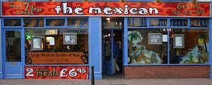 The Mexican Restaurant