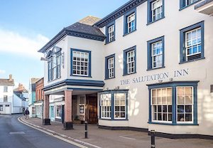 The Salutation Inn Topsham