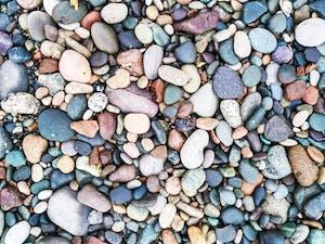 Budleigh Beach Pebbles