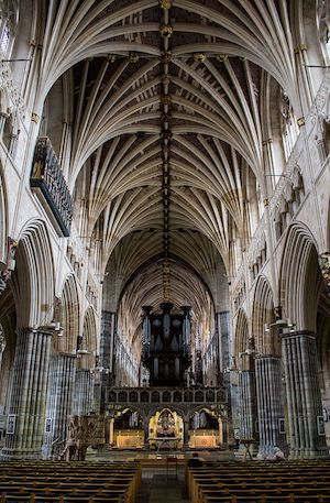 exeter-catherdral