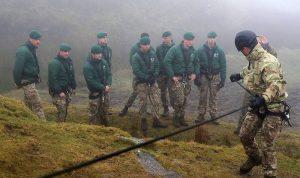 Royal Marine Training CTCRM