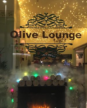 The Olive Lounge